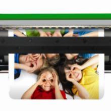 供应天门市写真机2.2米适用于壁画高光相纸宣纸软膜墙纸胶片灯片pp纸批发