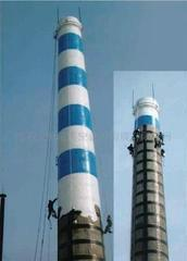 烟囱安装更换避雷设施销售