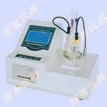供应全自动微量水分测定仪图片