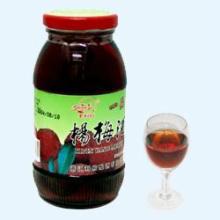 供应苹果醋饮料玻璃瓶/江苏果茶饮料瓶生产厂/大红枣果茶瓶供应商批发