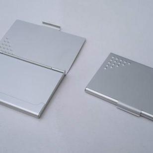 金属名片盒图片