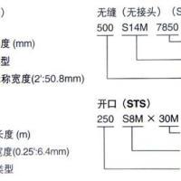 供应阪东LSB-R长跨距同步带