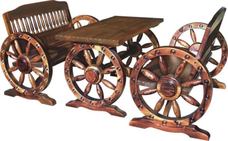 供应双人车轮椅SC693双人车轮桌SC692