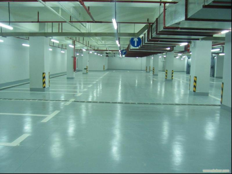 供应用于的停车库广场透水彩坪压膜彩坪