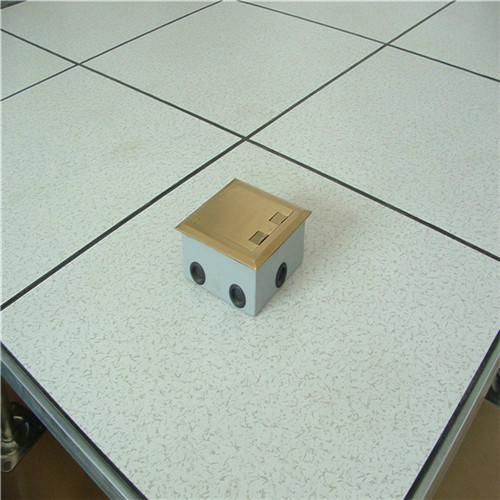 供应成都沈飞全钢防静电地板/硫酸钙地板/套餐防静电地板/OA网络地板