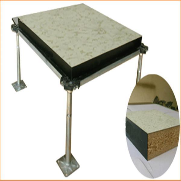 供应贵阳沈飞木基防静电地板/全钢防静电地板/硫酸钙地板/OA网络地板