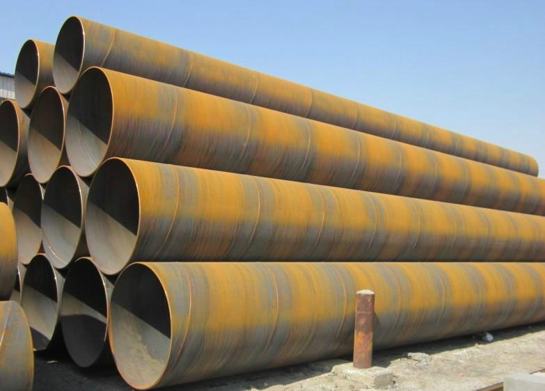 供应邯郸螺旋钢管图片