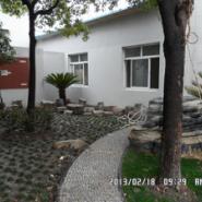 上海卢湾区别墅花园假山多少钱图片