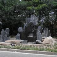 扬州假山制作图片