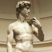 名人石塑像图片