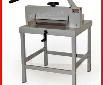 供应杭州大祥前锋4708手动切纸机、手动切纸机厂家图片