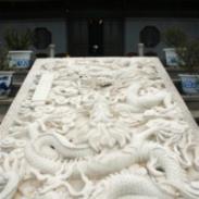 汉白玉石雕壁画厂家图片