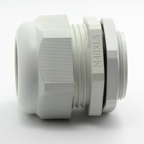 赛普供应M电缆接头 M301.5防水接头 ABS塑料接头