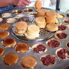 供应黄金香酥饼/香酥饼的做法培训/金口福香酥饼批发
