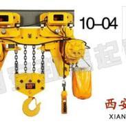 10吨四链低净空环链电动葫图片