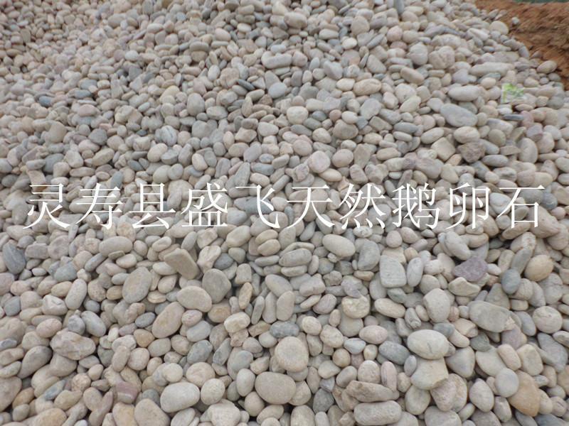 天然鹅卵石 沙石砾石