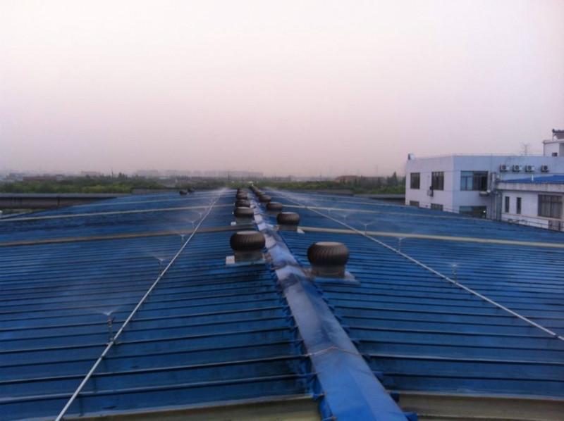 供应上海七宝冷风机水空调喷淋降温图片