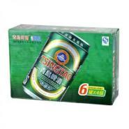 青岛啤酒四川供货图片