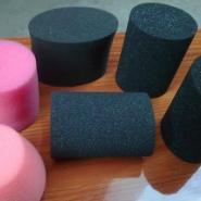 圆柱形海绵柱/海绵棒/海棉管图片
