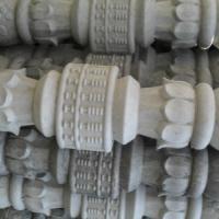 供应算盘造型艺术围栏模具 生产帝王围栏模具 宝莲灯围栏模具供应商 海马造型模具生产厂家