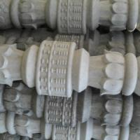 算盘造型艺术围栏模具