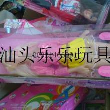 供应库存玩具称斤处理芭比娃娃系列批发