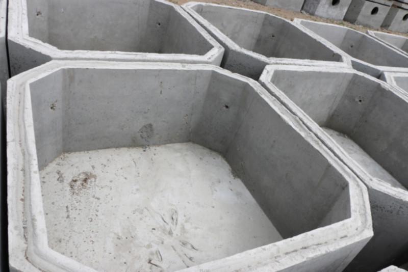 供应钢筋混凝土化粪池 图