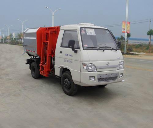 供应小型福田自装卸式垃圾车图片