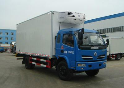 供应CLW5160XLC4型冷藏车图片