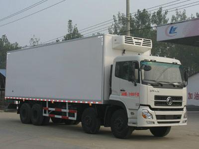供应CLW5310XLCD4型冷藏车图片