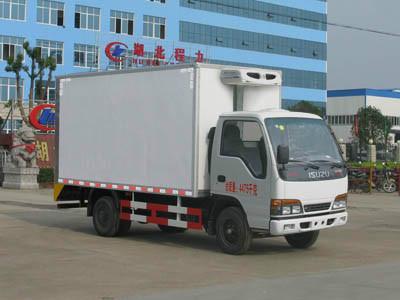 供应CLW5040XLCQ4型冷藏车图片