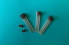 供应台产霍尔开关磁敏三极管DH481