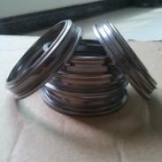 化纤镀铬钢领价格图片