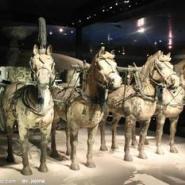 西安铜车马纪念品加工厂图片