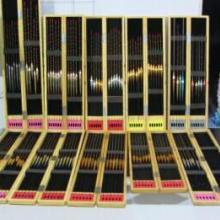 供应正品台湾三立式芦苇浮标浮漂-干将金色