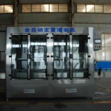供应酱油醋灌装机丨青州富达灌装机生产线丨调味品包装灌装设备丨灌装机械