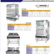供应北京中央厨房设备不锈钢蒸饭车厂家-自动化厨房设备生产厂家图片