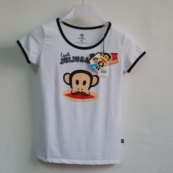 大嘴猴t恤新款大嘴猴短袖  深圳大嘴猴 大嘴猴折扣店加盟