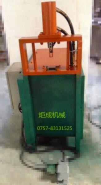 供应液压锌钢管材冲孔机/冲孔机械设备/液压冲孔制造