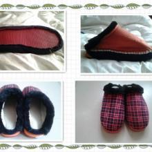 供应手工制作棉鞋/手工棉鞋制作教程