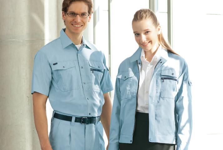 服装公�9���f:#���_衬衫 衬衣 服装 工作服 制服 714_481