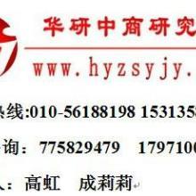 中国茶饮料市场竞争态势及营销策略研究报告2014-2019年最新版