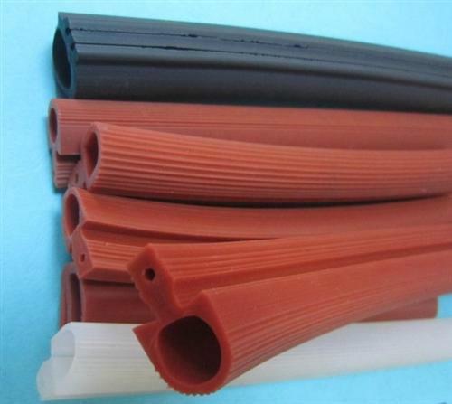 灯饰硅胶密封条,防水阻燃耐腐蚀密封条,梅林硅橡胶制品