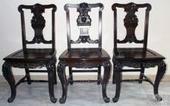 上海红木麻将桌回收 红木椅子回收 红木凳子回收