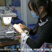 中山小榄保暖内衣专业贴牌加工厂竹纤维保暖内衣套装
