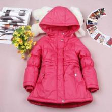 童园供应品牌童装折扣呢大衣外套