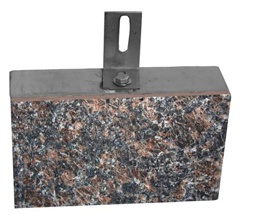 超薄石材英国棕外墙保温装饰板