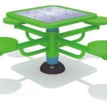 供应新款户外健身器材棋牌桌