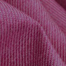 供应斜纹双色仿麻布料装饰布硬包布批发