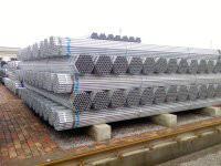 供应热镀锌大棚钢管批发